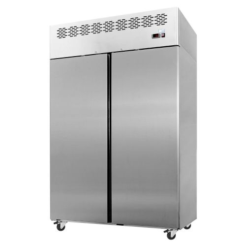 Interlevin CAR1250 Gastronorm Solid door Refrigerator